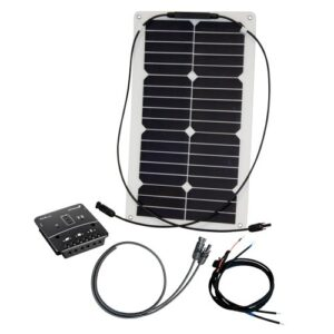 Energy Generation Kit Flex Rise One 25W/12V