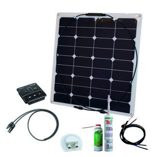 Energy Generation Kit Flex Rise Three 55W12V