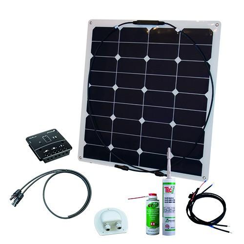 Energy Generation Kit Flex Rise Three 55W12V