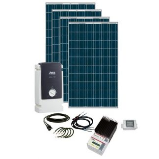 Energy Generation Kit Solar Rise Seven X 1Kw/24V
