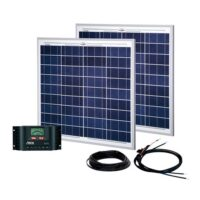 Energy Generation Kit Solar Up Two 100W/12V