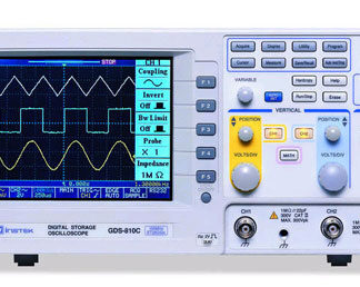 GDS-806C 60MHz Digital Storage Oscilloscope
