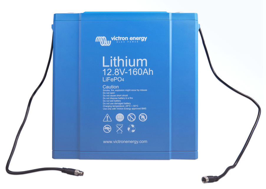 Victron battery Lithium-12.8V-160Ah