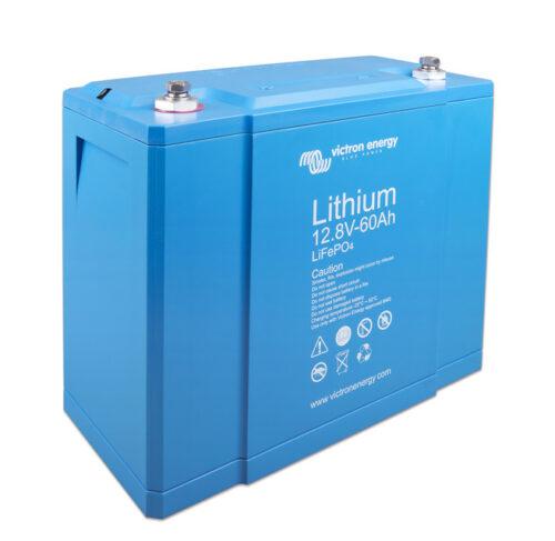 Victron battery Lithium-12.8V-60Ah_left