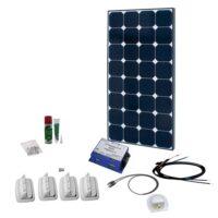 SPR Caravan Kit Solar Peak Eight 1.0