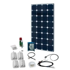 SPR Caravan Kit Solar Peak Five 5.0