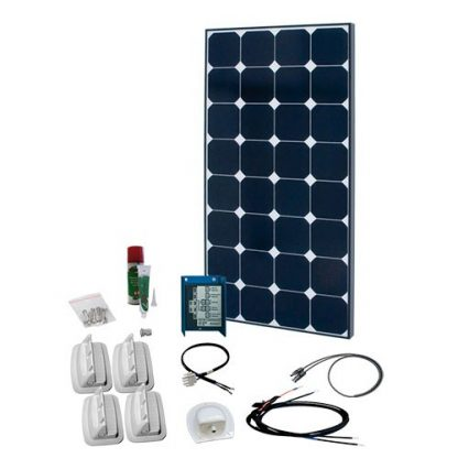 SPR Caravan Kit Solar Peak Five 5.0