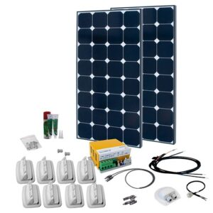SPR Caravan Kit Solar Peak Nine 1.0
