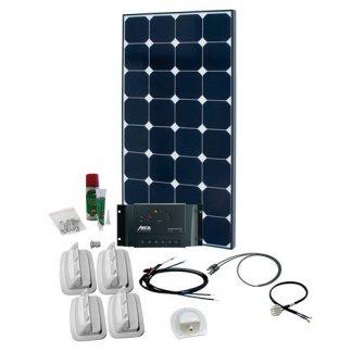SPR Caravan Kit Solar Peak One 6.0