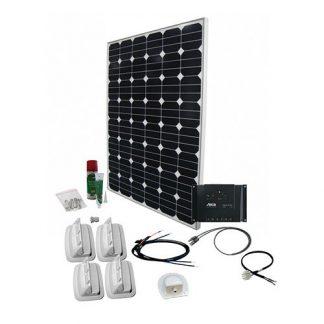 SPR Caravan Kit Solar Peak Seven 2.0
