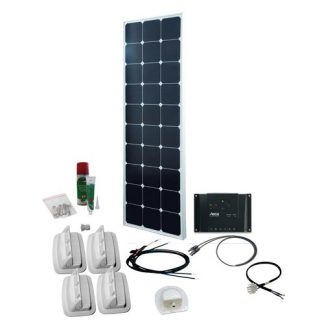 SPR Caravan Kit Solar Peak Six 2.0