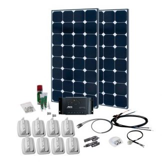 SPR Caravan Kit Solar Peak Three 6.0