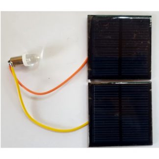 Solar teaching kit 1