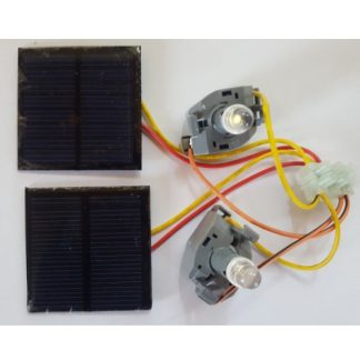 Solar teaching kit 2