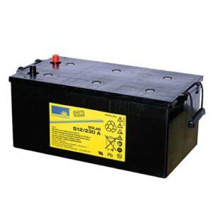 VLRA gel Batteri Sonnenschein Solar S12