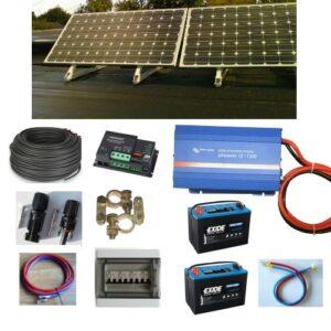 OFF grid PV systems 12, 24, 48V, 5-2000Watt