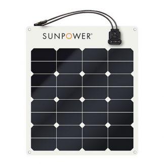 Solar Module Sunpower SPR-E-Flex 50