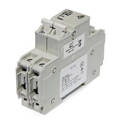 13 D 32A Curve U2 80V DC miniature circuit-breaker CBI QY-1