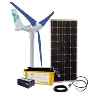 Hybrid Kit Solar Wind Two 1.0 100W400W12V