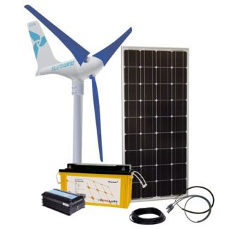 Hybrid Kit Solar Wind Two 1.0 100W400W12V