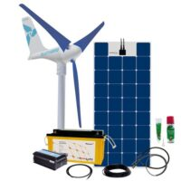 Hybrid Kit Sun Wind Three 120W400W12V