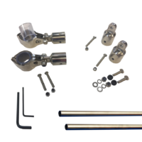 Marine On-Board Mounting Stays Kit for Rutland 1200 Windcharger