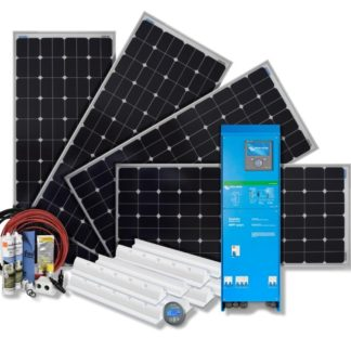 600Wp Solar-Set-EasySolar