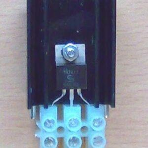 24 til12V, 1A converter
