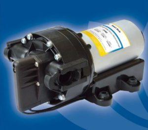 Vattenpumpar och tillbehör för 12V, 24V