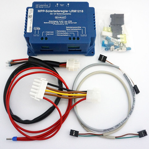 Solar Charge Controller Schaudt MPP LRM 1218 12V