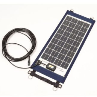 Solar Module Sunware TX 14152 17Wp Winter Battery Charger