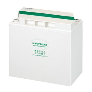 Battery Opzv Bloc Hoppecke Sun Power VR L 12