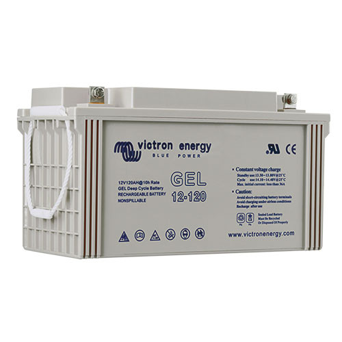 Victron Gel Deep Cycle Batteries