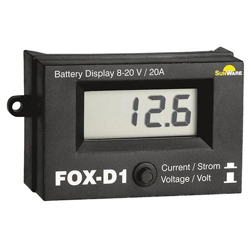 Display Sunware FOX-D1