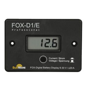 Display Sunware FOX-D1E