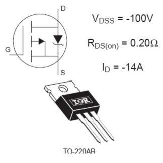 IRF9530N