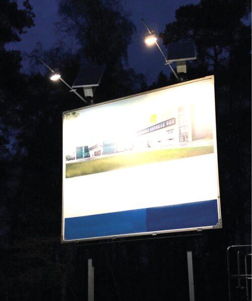LED-Spotlight Phaesun Mister Beam 50W 135-65 X