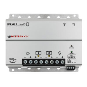 Charge Controller MPPT Western WRM15 Dualb, USB