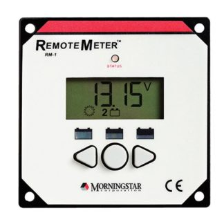 Remote Meter Morningstar RM-1-CN