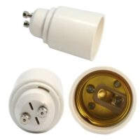 Socket Adapter GU10 to E27