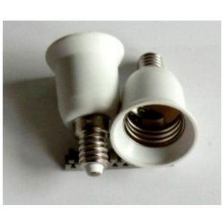 Socket Adapter E14 to E27