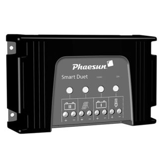 Solar Charge Controller Phaesun Smart Duet 20