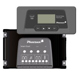 Solar Charge Controller Set Smart Duet 20