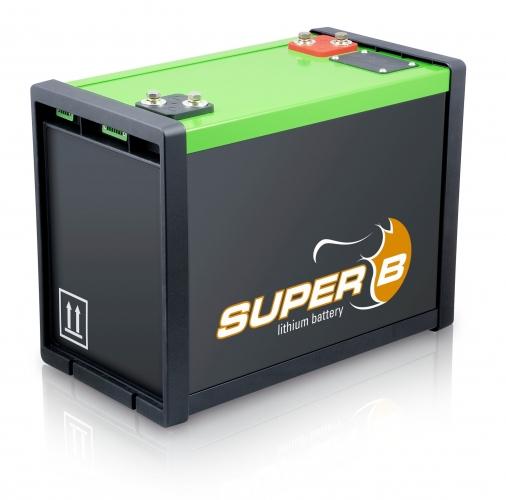 Lithium Ion Battery Super B 160Ah 12V