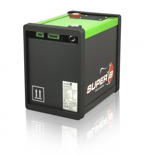 Lithium Ion Battery Super B 50Ah 12V