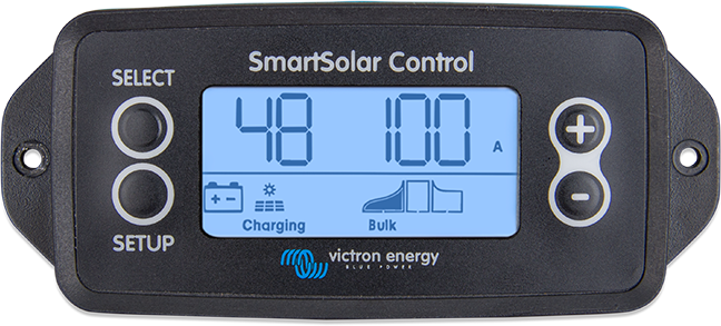 Victron Energy SmartSolar Control Display