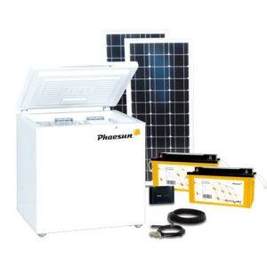 BOSS Kit Keep Fresh Solar Fridge