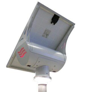 Streetlighting Kit Globe White 30W