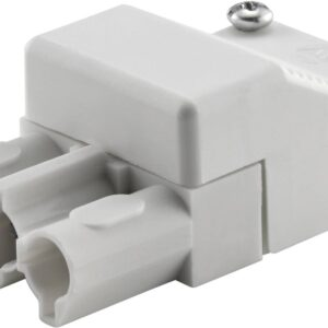 Wieland Compact Connector White