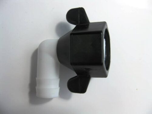 1/2inch Barb Elbow Wingnut- Pump SHURflo